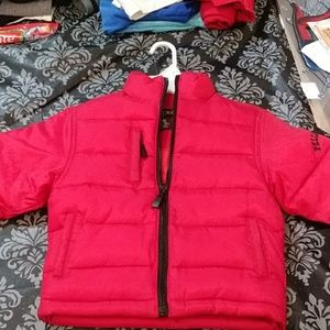 Pelle pelle puffy coat brand new never worn